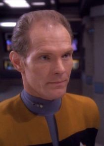 Lt. Commander Michael Eddington