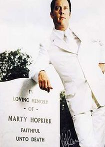 Vic Reeves Marty Hopkirk