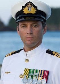Ian Stenlake Lieutenant Commander Mike
