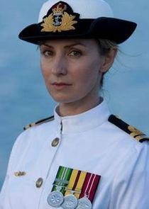 """Lieutenant Kate """"XO"""" McGregor"""