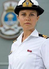 Saskia Burmeister Lieutenant Nikki
