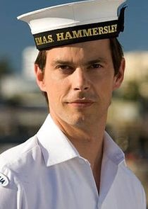 Kristian Schmid Leading Seaman Communicator Robert