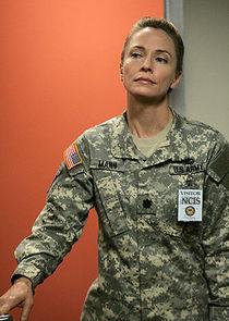 Army Lt. Col. Hollis Mann