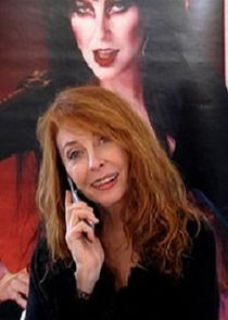 Cassandra Peterson Elvira Mistress of the Dark