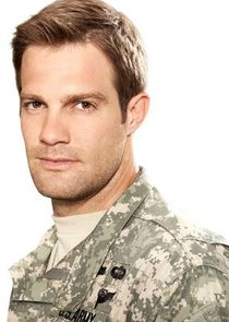 Geoff Stults Staff Sergeant Pete Hill