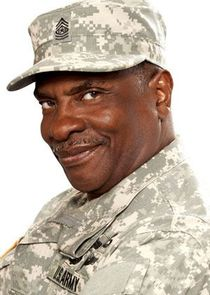 Keith David Command Sergeant Major Donald Cody