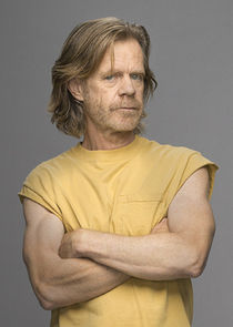William H. Macy Frank Gallagher