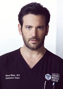 Dr. Connor Rhodes