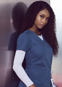 Nurse April Sexton
