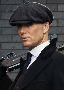 Cillian Murphy Tommy Shelby