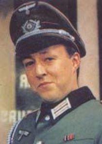 Lt. Hubert Gruber