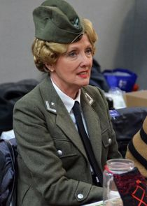 Pvt. Helga Geerhart