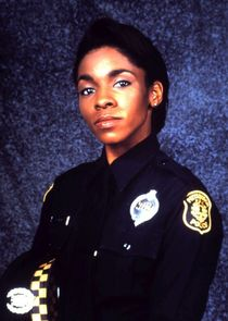 A.J. Johnson Officer Lynn Stanton