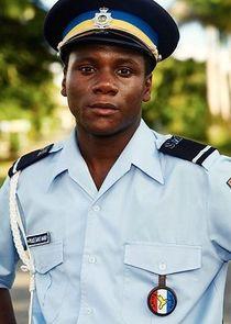 Tobi Bakare Officer JP Hooper