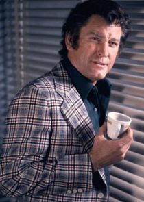 Earl Holliman Lt. Bill Crowley