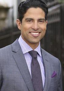 Adam Rodriguez Preston Cruz