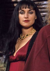 Lisa Zane Queen Diana
