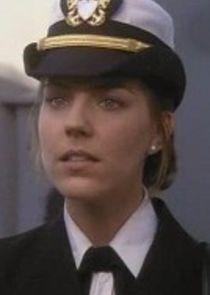 """Commander Caitlin """"Kate"""" Pike, USN"""