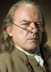 Dean Norris Benjamin Franklin