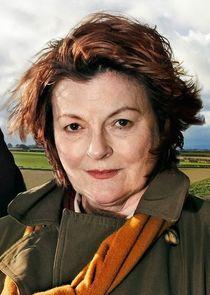 Brenda Blethyn DCI Vera Stanhope