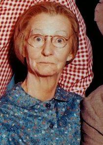 """Daisy May """"Granny"""" Moses"""