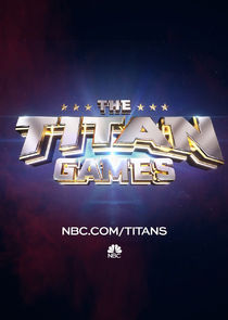 The Titan Games small logo
