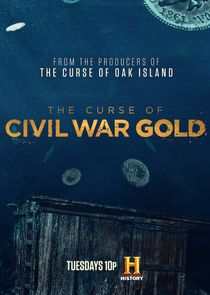 The Curse of Civil War Gold small logo