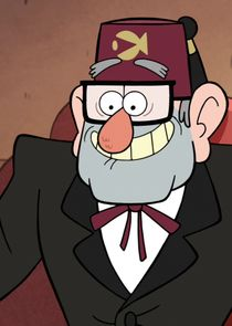 Grunkle Stan