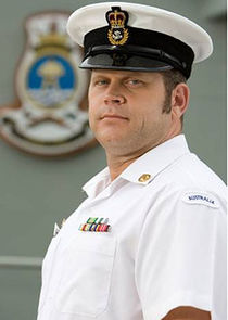 John Batchelor Chief Petty Officer Andy
