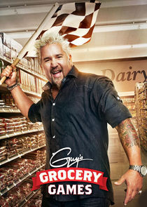 Watch Series - Guy's Grocery Games