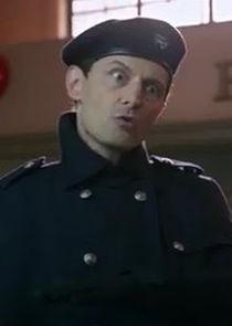 Inspector Enzo Lambert