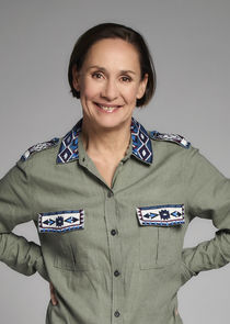 Laurie Metcalf Jackie Harris