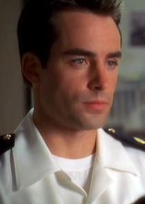 Lieutenant Gregory Vukovic, USN
