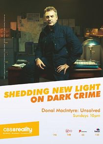 Donal Macintyre: Unsolved