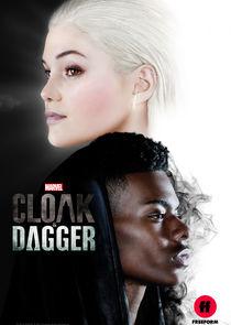 Marvel's Cloak and Dagger small logo