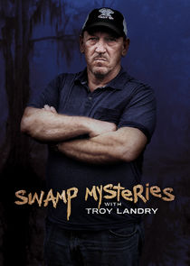 Swamp Mysteries with Troy Landry small logo
