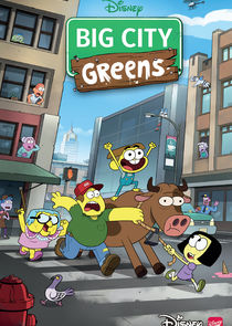 Watch Series - Big City Greens