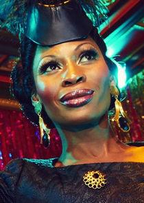 Dominique Jackson Elektra Abundance