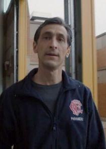 Paramedic Erik McAuley