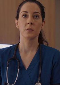 Nurse Dina Garston