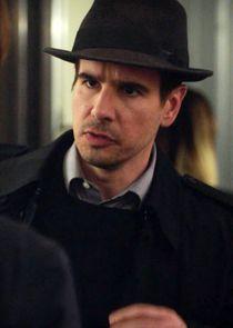 Russian Businessman in Hat