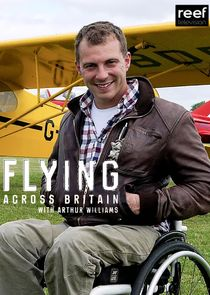 Flying Across Britain with Arthur Williams