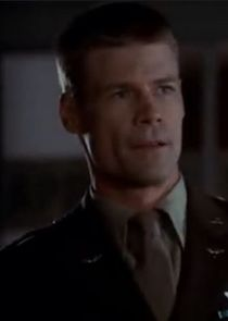 Major Owen Crawford