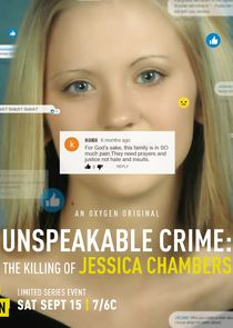 Unspeakable Crime: The Killing of Jessica Chambers small logo