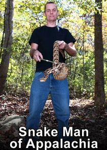 Snake Man of Appalachia