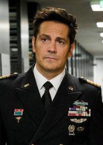 Michael Landes U.S. Cyber Command Chief