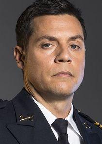 District Commander Marcel Gendron