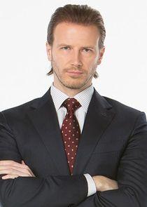 Agent Spécial Gregg James