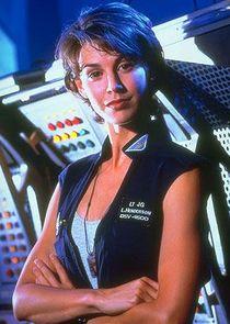 Kathy Evison Lieutenant Lonnie Henderson