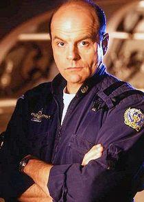 Michael Ironside Captain Oliver Hudson